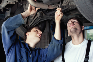 Suspension Repair Mira Mesa