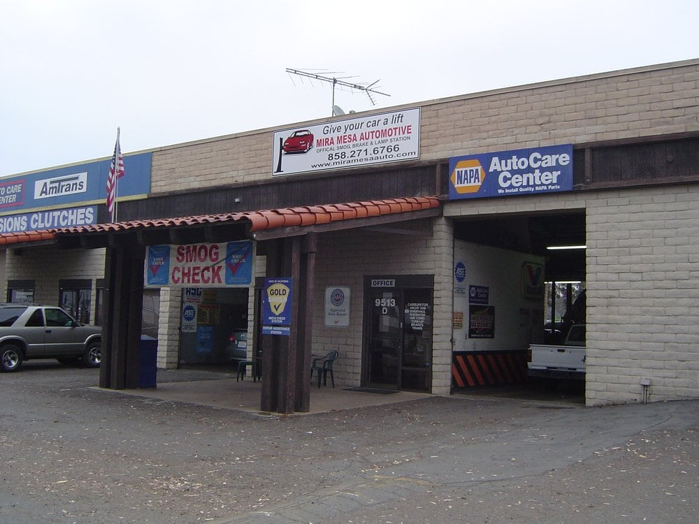 Mira Mesa Automotive Shop